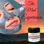 100% All Natural Dead Sea Mud 6oz.