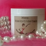 DMinerals Freedom Fresh Pit & Body Powder