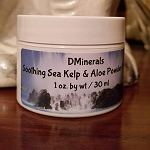 Soothing Sea Kelp & Aloe Powder Soak