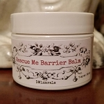 Rescue Me Barrier Balm Organic 1 oz wt