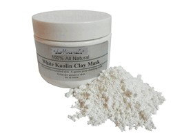 Natural White Kaolin Clay Mask